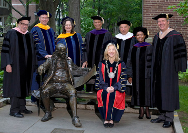 Penn Honorary Degree Recipients 2009