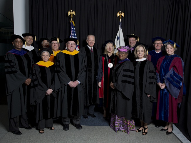 Penn Honorary Degree Recipients 2013
