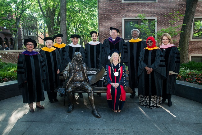 Penn Honorary Degree Recipients 2016