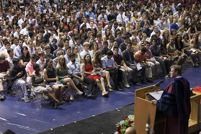 2013 Penn Convocation ceremony