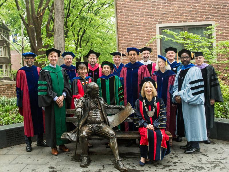 Leadership at Commencement